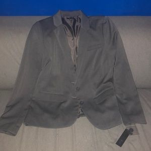 Women's Blazer Grey Apt 9